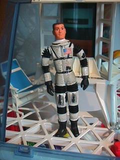 Major Matt Mason's Space Station @ MySite4U.com