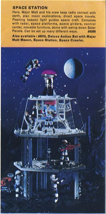 Military Vehicles For Sale Canada >> Major Matt Mason's Space Station @ MySite4U.com